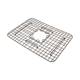 Link to Sinkology Fuller Copper Kitchen Sink Bottom Grid Similar Items in Sinks
