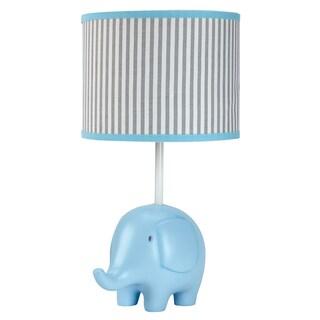 Elefant Blau Lamp & Shade