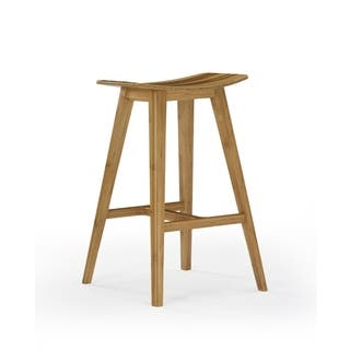Shop 24 Inch Bali Backless Swivel Counter Stool On Sale