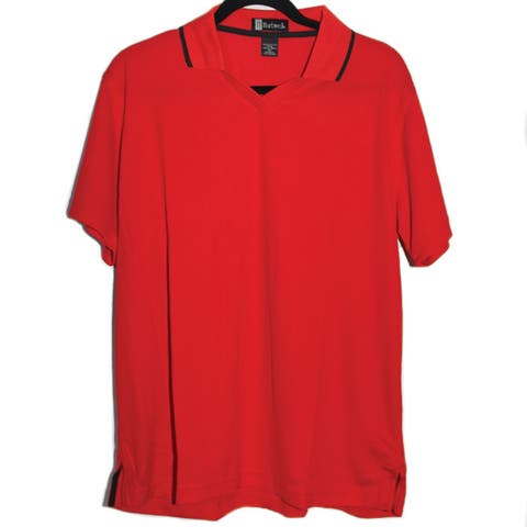 Hartwell Ladies Contrast Collar-Tip Polo