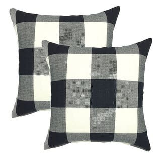 4d807ae5132 Quick View. Was  30.99.  3.10 OFF. Sale  27.89. Buffalo Check 18 Inch  Decorative Throw Pillow Cover ...