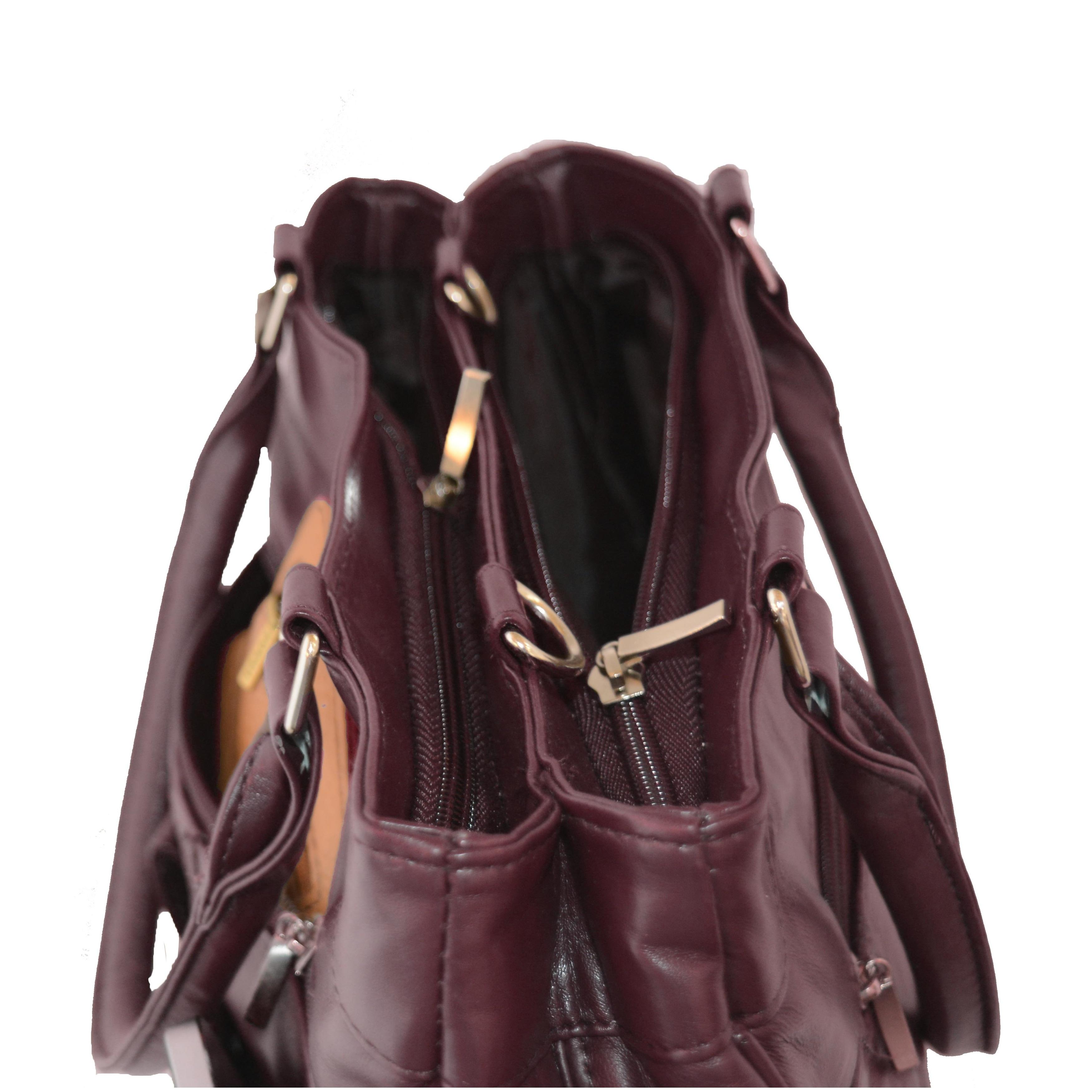 AFONiE Fashion Women Leather Shoulder Bags Handbag