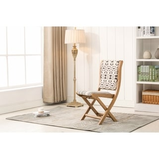 Misty Folding Upholstered Living Room Chair
