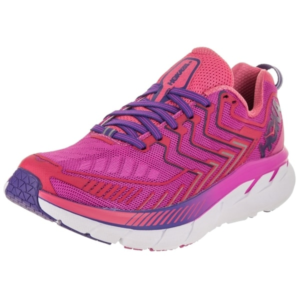 best service 7d069 4fa61 Shop Hoka One One Women's Clifton 4 Running Shoe - Free ...