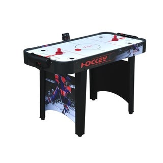 "AirZone Play 48"" Air Hockey Table w/ LED Scoring"