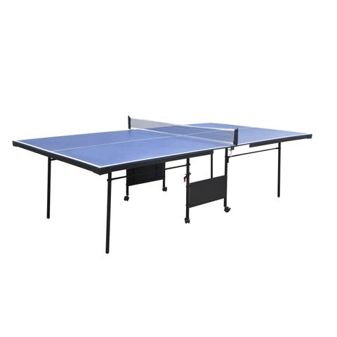 AirZone Play 9' Official Size Table Tennis Table
