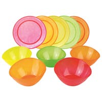 Munchkin Multi Bowls & Plates - 10 Pack