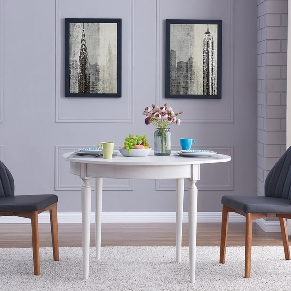 Copper Grove Taber Convertible Console to Dining Table & Shop Copper Grove Taber Convertible Console to Dining Table - On ...