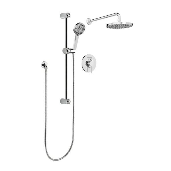 Belanger KIT-DEL130CCP Delphi Pressure Balanced Shower System, Polished Chrome