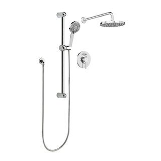 Link to Belanger KIT-DEL130CCP Delphi Pressure Balanced Shower System from Wall Similar Items in Showers