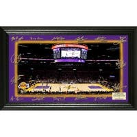 Los Angeles Lakers Signature Court - Multi-color