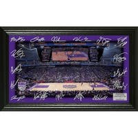 Sacramento Kings Signature Court - Multi-color