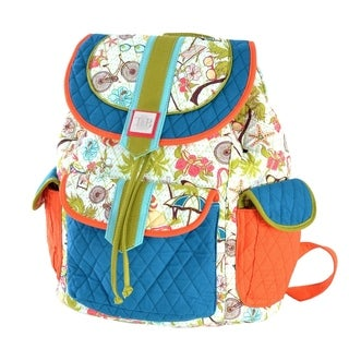 Inky & Bozko Beachy Keen Boho Backpack