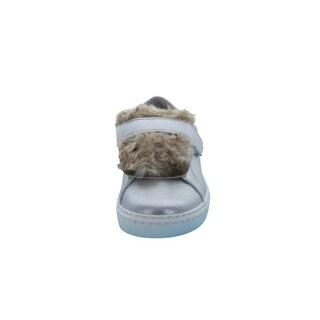 Chelia's Imitation Fur Sneaker