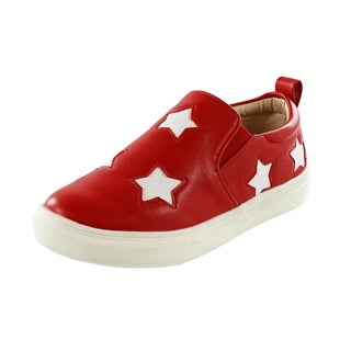 Chloe's Star Slip On