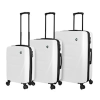127194fe453a Shop Chariot Dream 3-piece Hardside Lightweight Upright Spinner ...
