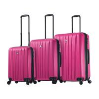 Mia Toro ITALY Magari 3-piece Expandable Hardside Spinner Luggage Set