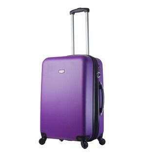 Mia Viaggi ITALY Arezzo 24-inch Hardside Spinner Upright Suitcase