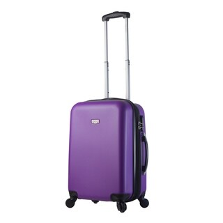 Arezzo 20'' Carry On Hardside Spinner Upright Suitcase