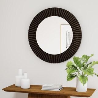 Carson Carrington Arslev Bronze Wall Mirror