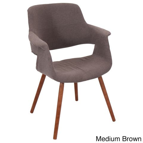 Carson Carrington Fauske Mid-Century Modern Accent Chair - N/A