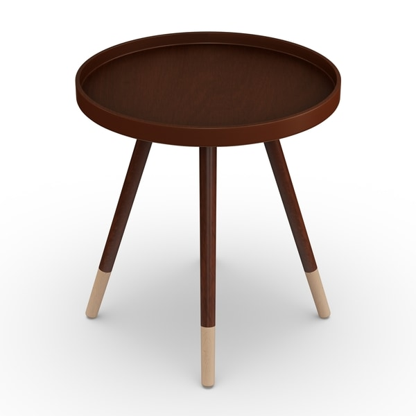 Hue Mid Century Accent Table