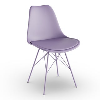 Palm Canyon Sandia Student Task Chair with 4-leg Base (Option: Purple)
