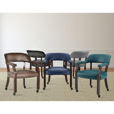 Buy Casters Kitchen & Dining Room Chairs Online at Overstock | Our ...
