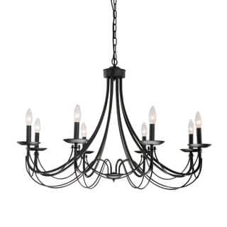 Buy White Chandeliers Online at Overstock | Our Best Lighting Deals