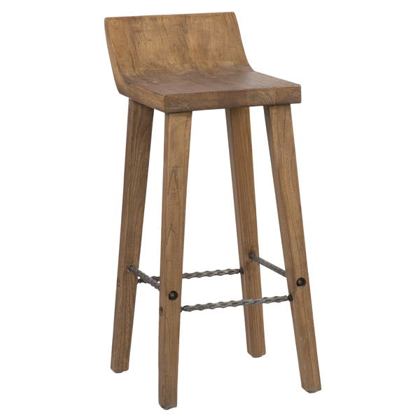 Swell Shop The Gray Barn Gold Creek Natural Elmwood Counter Stool Machost Co Dining Chair Design Ideas Machostcouk