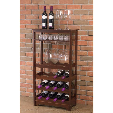 Copper Grove Codville 16-bottle Wine Rack