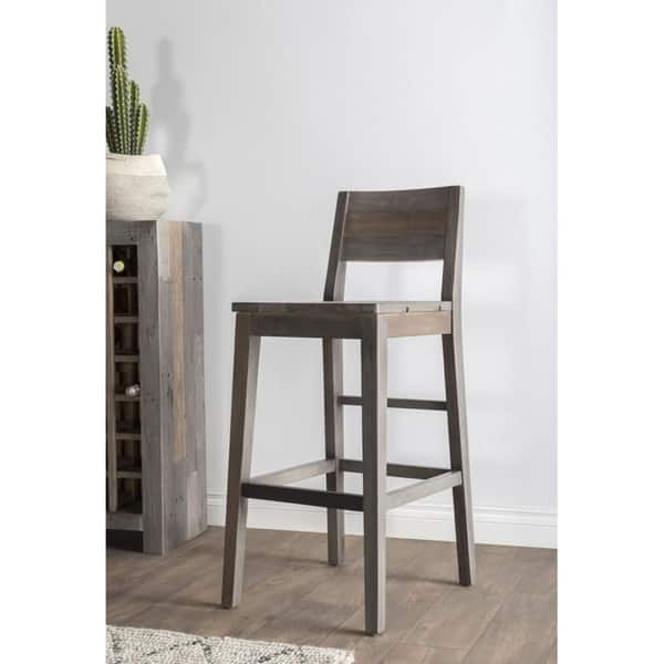 Strange Shop The Gray Barn Fairview Reclaimed Wood Counter Stool Pdpeps Interior Chair Design Pdpepsorg