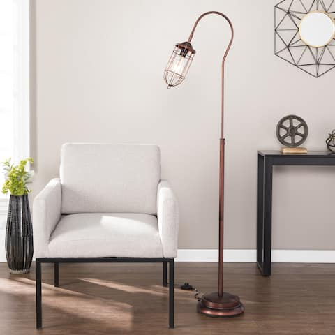 Buy industrial floor lamps online at overstock our best the gray barn two pines single light floor lamp aloadofball Choice Image