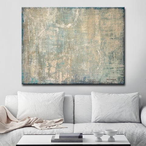 Strick & Bolton 'Timeless' Gallery Wrapped Canvas