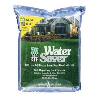 Barenbrug Water Saver Tall Fescue Sun & Shade Grass Seed 25 lb.