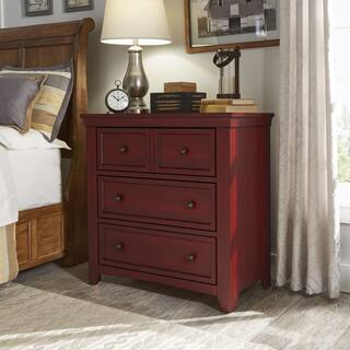 Red Dressers & Chests For Less   Overstock