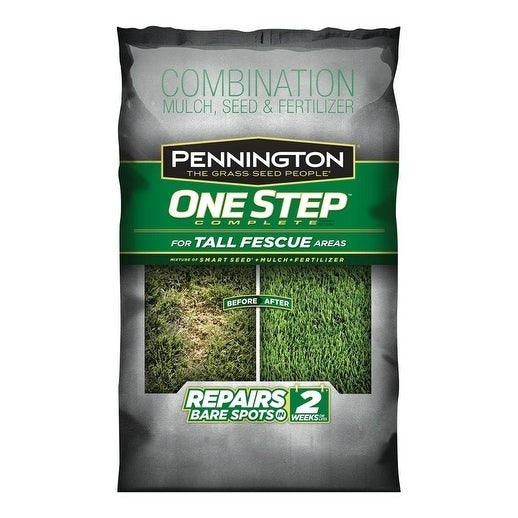 Pennington One Step Complete Tall Fescue Dense Shade Seed...