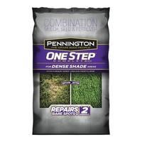 Pennington  One Step Complete  Smart Seed  Dense Shade  Seed, Mulch & Fertilizer  8.3 lb.