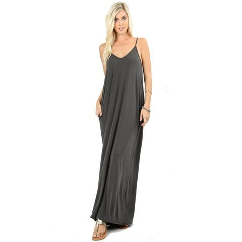 9c20f33b1d Grey Dresses | Find Great Women's Clothing Deals Shopping at Overstock