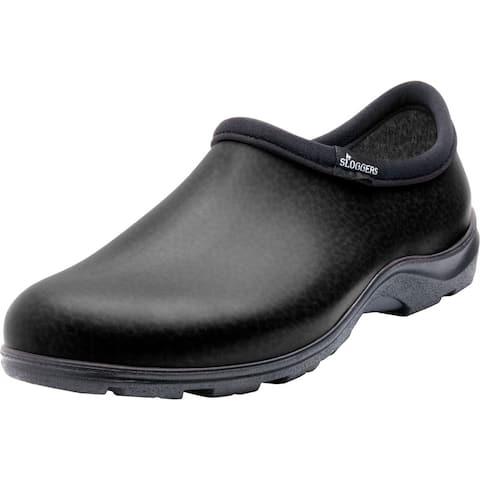 Sloggers Men's Rain and Garden Shoe Size 10 Black