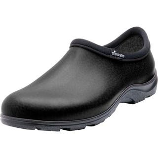 Sloggers Men's Rain and Garden Shoe Size 10 Black