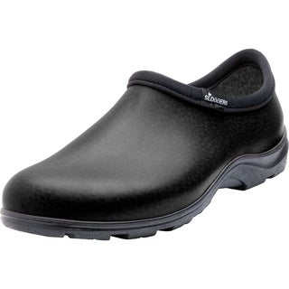 Sloggers Men's Rain and Garden Shoe Size 12 Black