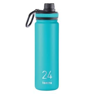 Takeya ThermoFlask  Ocean  Stainless Steel  Double Wall Tumbler  BPA Free 24 oz.