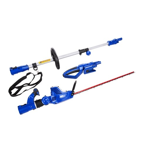 20V 20inch 2in1 handhold/pole hedge trimmer with Charger & Battery