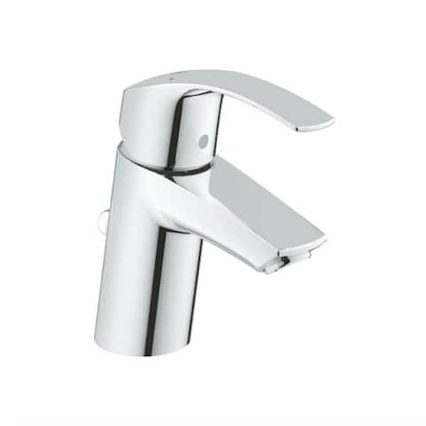 "Grohe Eurosmart 4"" Centerset Bathroom Faucet S-Size 3264200A StarLight Chrome"