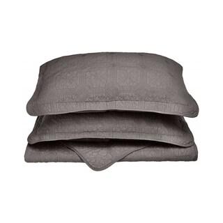 Kotter Home Elodie 100% Cotton Quilt Set