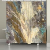 Laural Home Waters Edge Shower Curtain