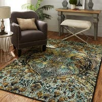 Mohawk Home Prismatic Lova Abstract Modern Area Rug (10' x 14') - 10' x 14'