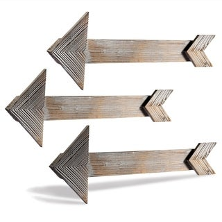 Rustic Wall Decor Arrow Barnwood Decorative Arrows Barn Wood Farmhouse Decor