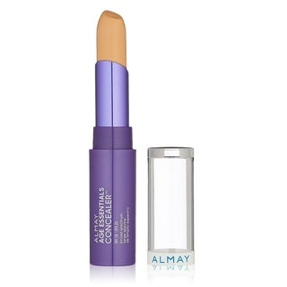 Almay Age Essentials Concealer for Age Spots and Under Eye Circles, #300 Medium
